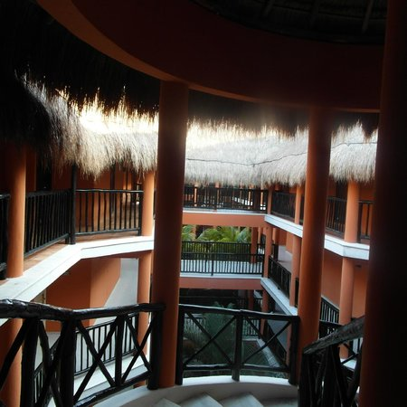 Catalonia Yucatan Beach: Hotel section
