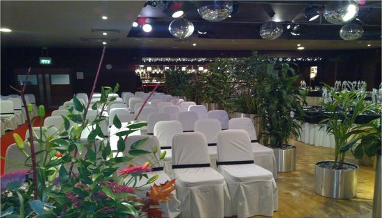Westhill, UK: Wedding Ceremony Room at Holiday Inn Aberdeen West