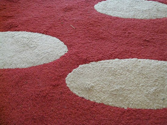 Barnabrow Country House: Dirty rugs