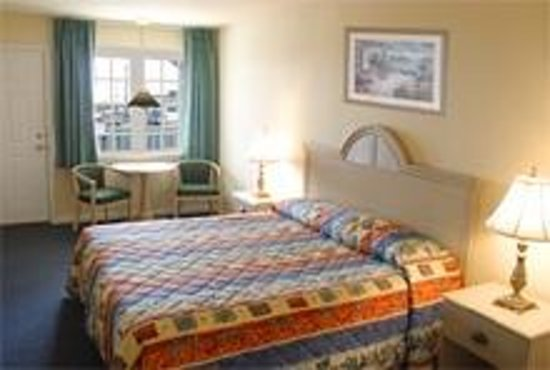 Heritage Inn:                   King Size Suite