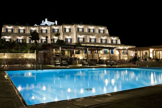Photo of Yiannaki Hotel Ornos