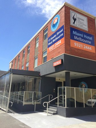 Miami Hotel Melbourne