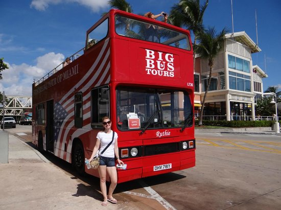 Sleep Inn at Miami International Airport: You can take the bus tour!