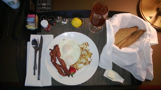 The Westin Colonnade Coral Gables: $26 breakfast