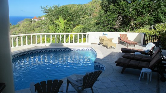 Cap Estate, St. Lucia:                   pool