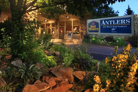 BEST WESTERN Antlers: Best Glenwood Springs Hotel