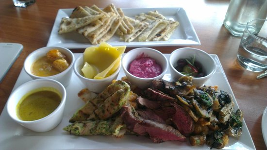 Taylors Lakes, Avustralya:                   Share Platter $59