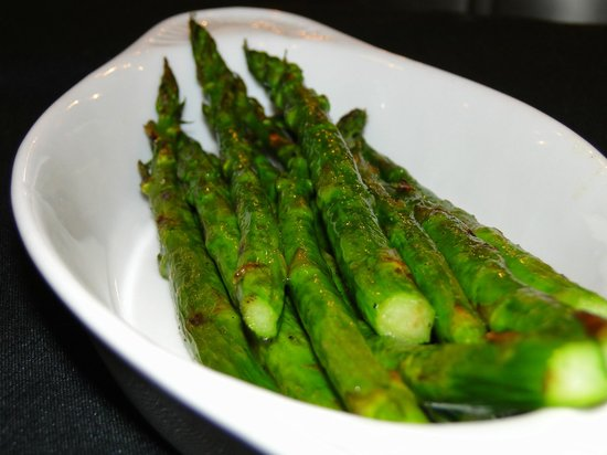 Glenmere Mansion:                   Fresh Asparagus