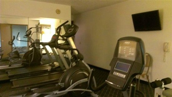 BEST WESTERN Metro North: Fitness Center