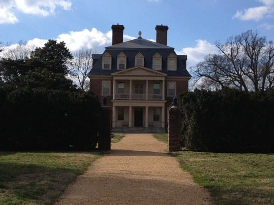 Charles City, VA: Shirley plantation