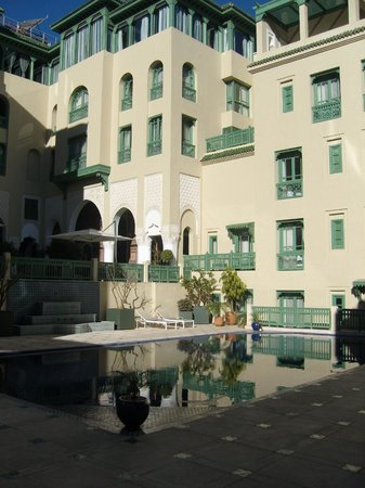 Palais Faraj Suites &amp; Spa:                                     vue de l&#39;hotel