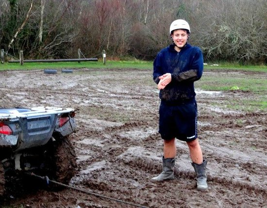 Eclipse Ireland Holiday Homes, Equestrian & Activity Centre:                                     Mud surfing grounds