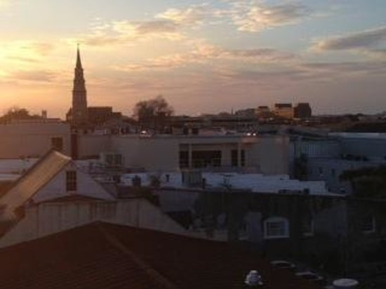 Harbourview Inn:                   Enjoy afternoon wine and cheese while watching the sunset from the Roof Top pa