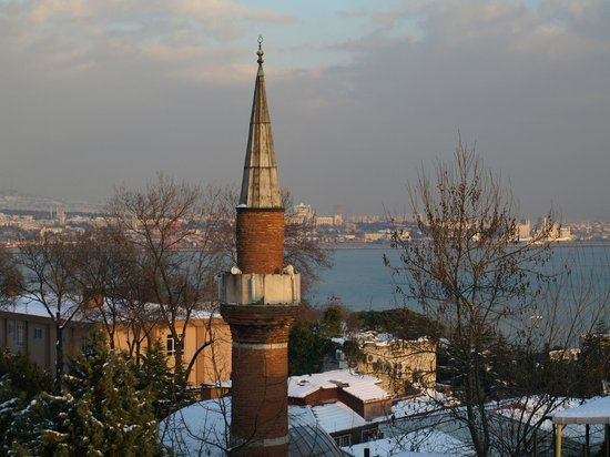 Empress Zoe:                   Bosphorus