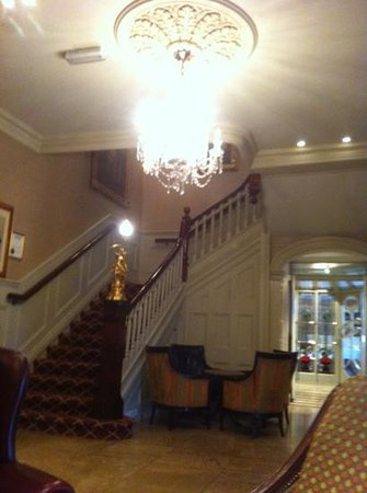 Granville Hotel:                   lobby