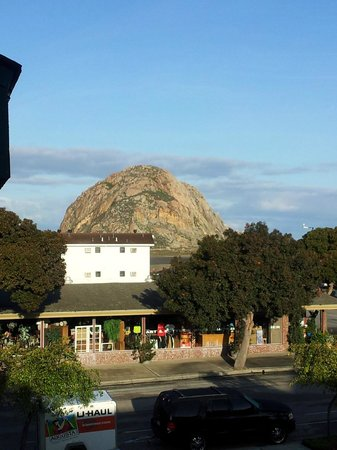 Ascot Suites:                   Morro Bay monolith