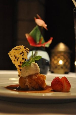 Maradiva Villas Resort and Spa:                   dessert