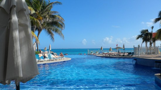 Riu Cancun:                   great view