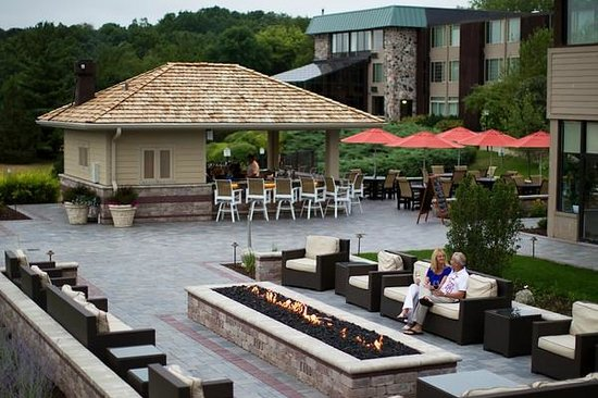 Geneva Ridge Resort: Lakeview Grille