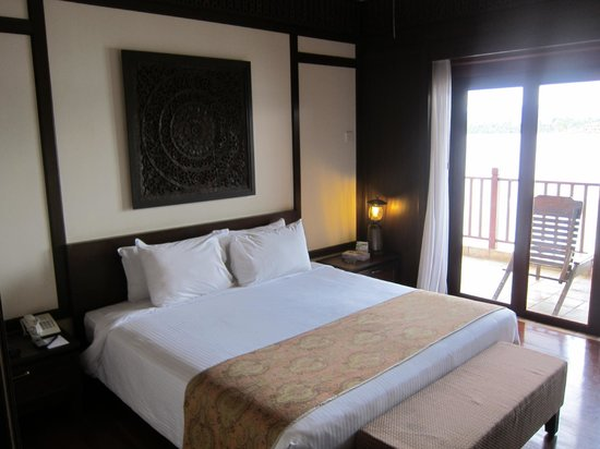 Semanggol, Malasia:                   Room on check-in