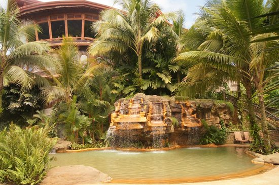 The Springs Resort and Spa at Arenal: una de las vistas del hotel