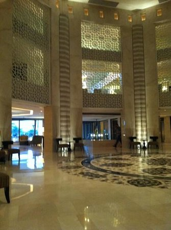 Hilton Luxor Resort & Spa:                   Reception