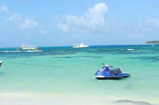 Playa publica picture of sol caribe sea flower hotel for Sol caribe sea flower san andres