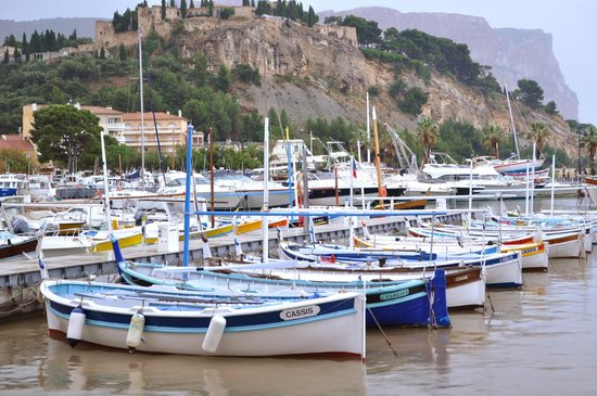 Tour Designer in Provence Private Tours:                                     Cassis