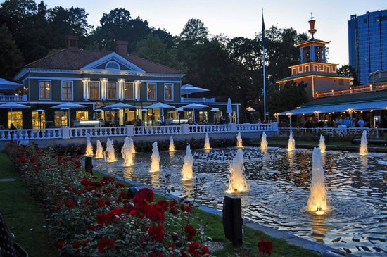 Gothenburg, Sweden: Liseberg Inn (restaurant)