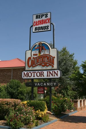 Countryman Motor Inn