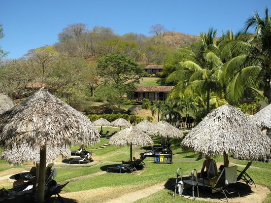 Hilton Papagayo Costa Rica Resort & Spa:                   Spa beach area
