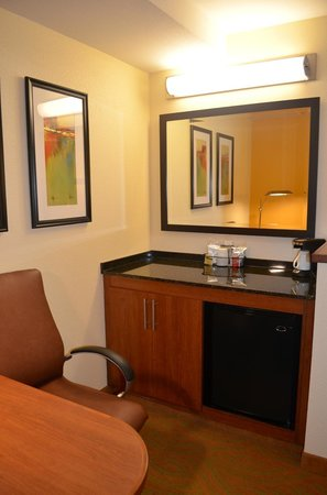 Hyatt Place San Antonio-North/Stone Oak : Coffee Area