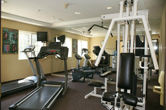 Comfort Inn &amp; Suites Texas Hill Country: Fitness Center