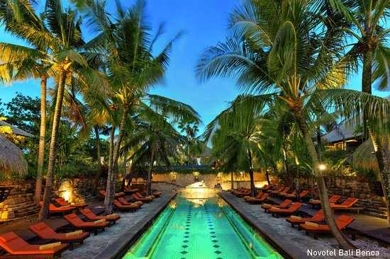 Novotel Bali Benoa: Nirwana Swimming Pool