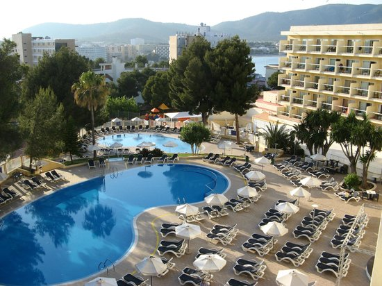 Hotel Marina Torrenova Swimming pool
