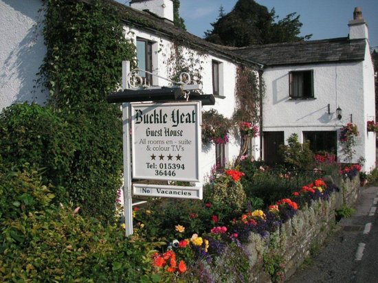 Buckle Yeat Guest House