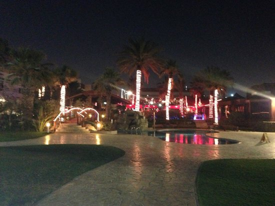 Dubai Marine Beach Resort and Spa:                   1 des piscines