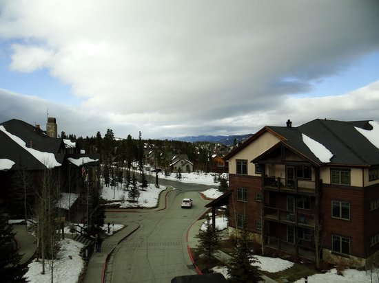 Grand Timber Lodge:                   Hoping for snow clouds.