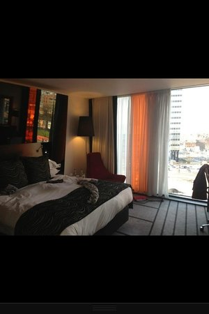 Crowne Plaza Manchester City Centre:                                     Room 410