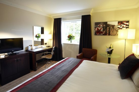 BEST WESTERN PLUS The Gonville Hotel: Standard Bedroom