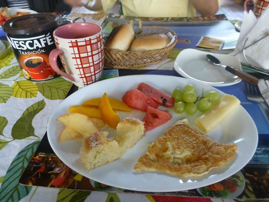 Kaimana Inn Hotel &amp; Restaurant:                   Breakfast included in the Nightly Rate