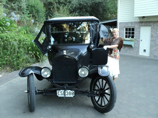 Havelock House:                   Model T
