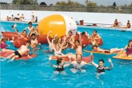 The big pool picture of brightlingsea open air swimming - An open air swimming pool crossword clue ...