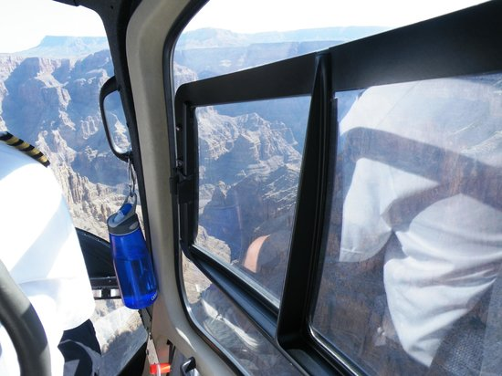 Grand Canyon:                                     Over the Edge
