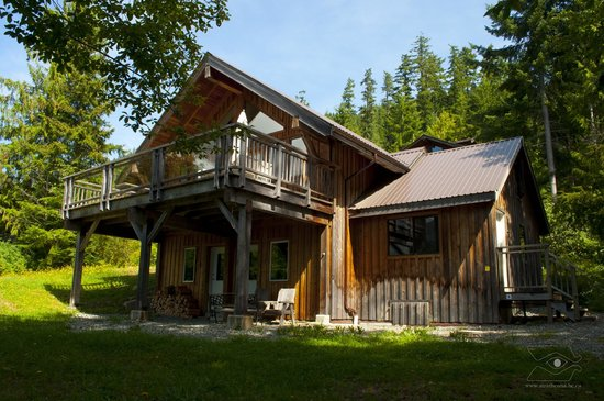 Strathcona Park Lodge & Outdoor Education Centre: Preece Evans cottage