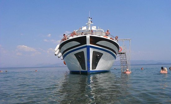 Captain Theos Boat Trips