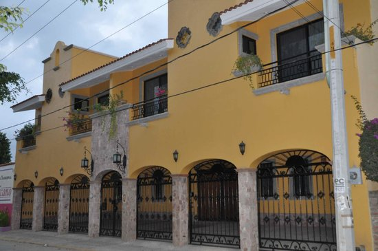 Hacienda Patrizia's Mexico B&B