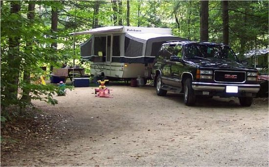 ‪Clearwater Campground‬