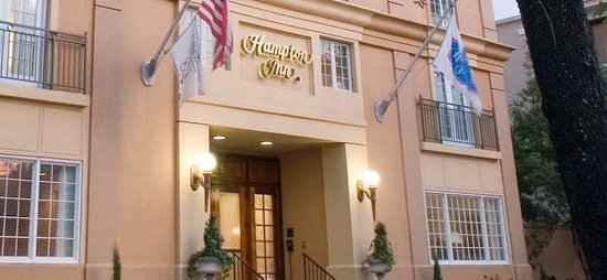 Hampton Inn New Orleans Six Fl