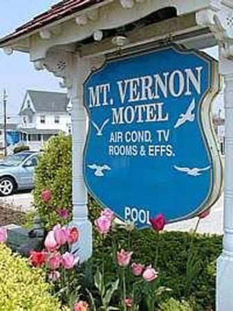 Photo of Mt. Vernon Motel Cape May